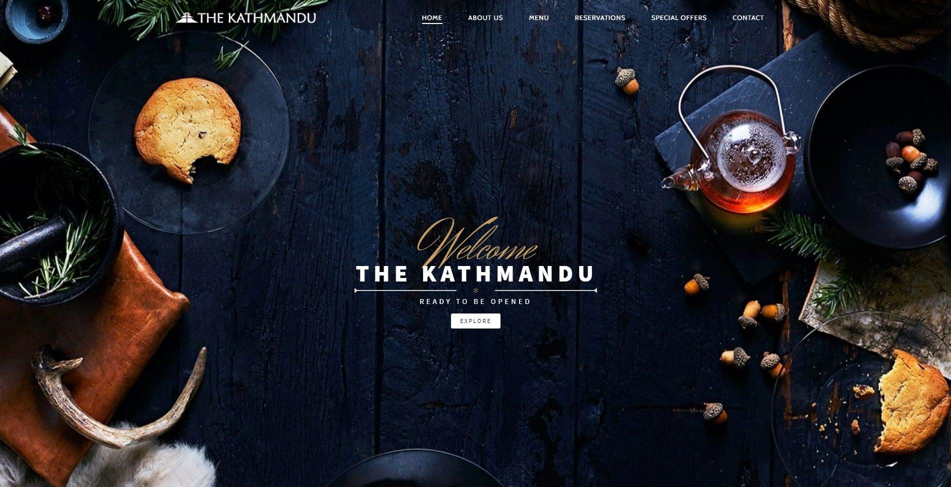 The Kathmandu - Spain