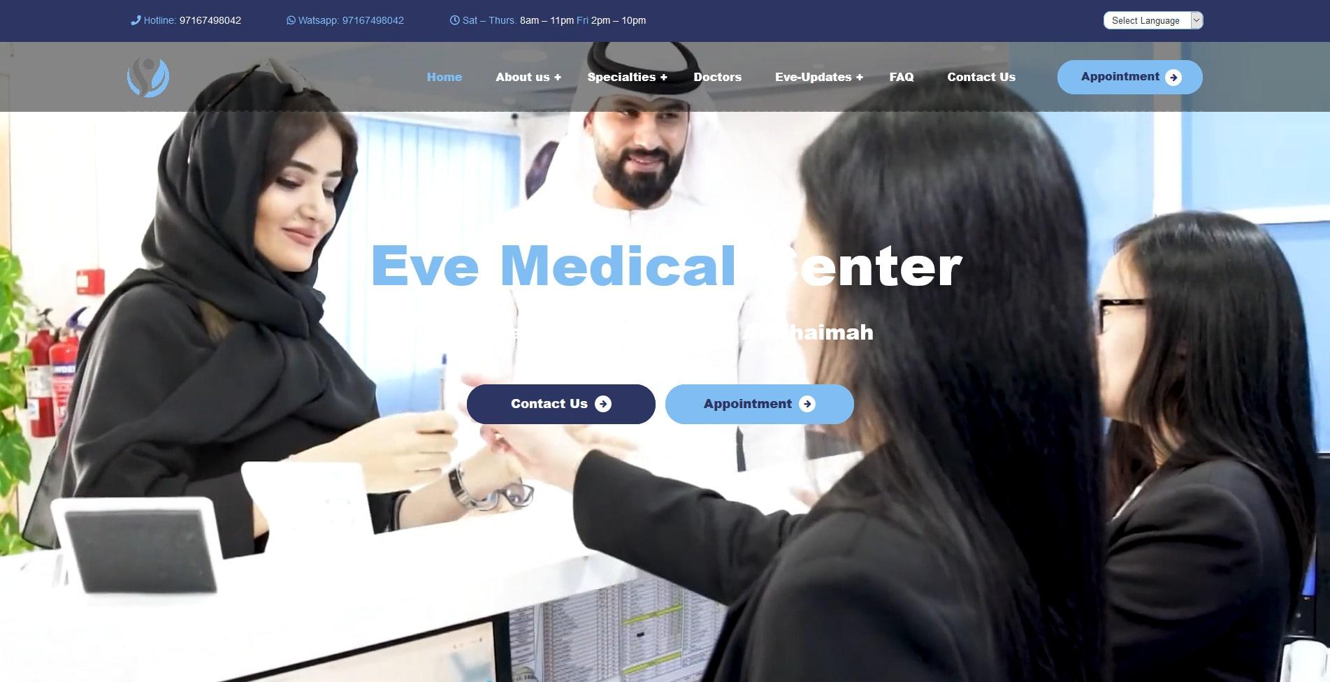 Eve Medical Center