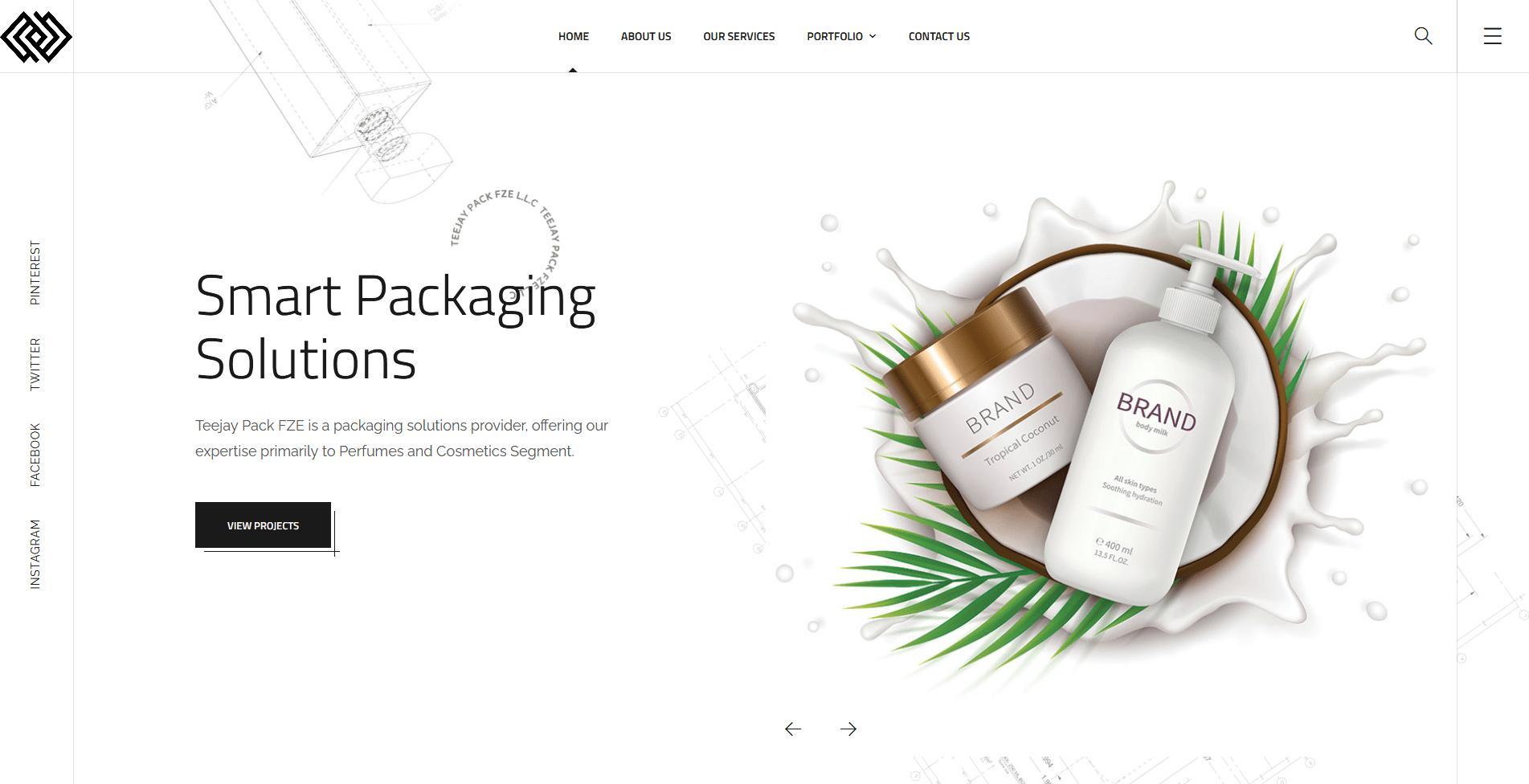 TeeJay Pack FZE