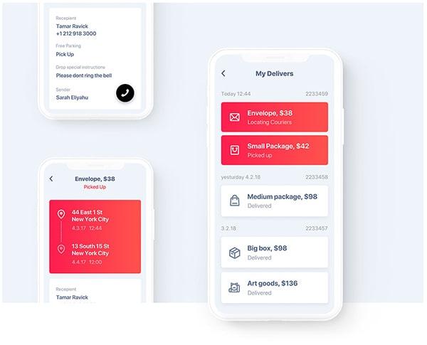 ui design mobile
